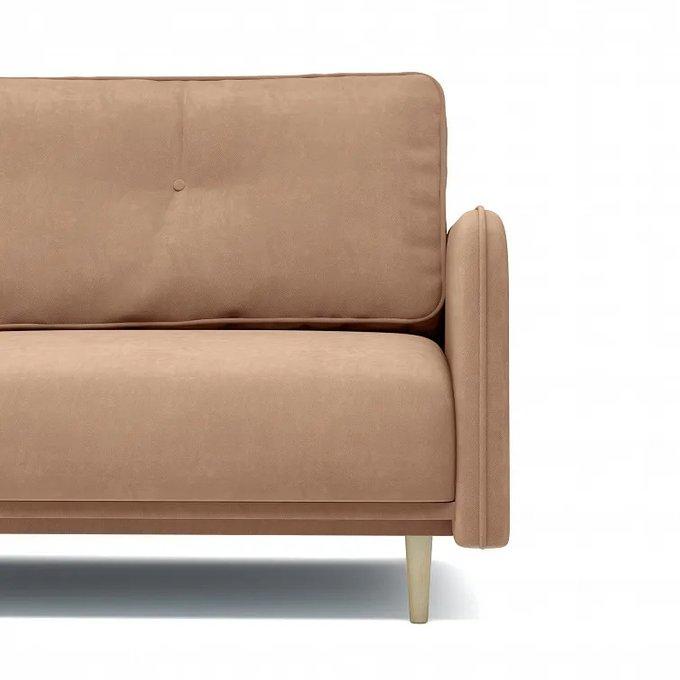 Диван-кровать Блумбер коричневого цвета