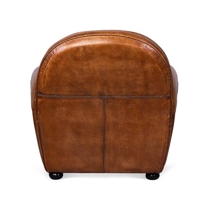 Кресло Mistral из натуральной кожи