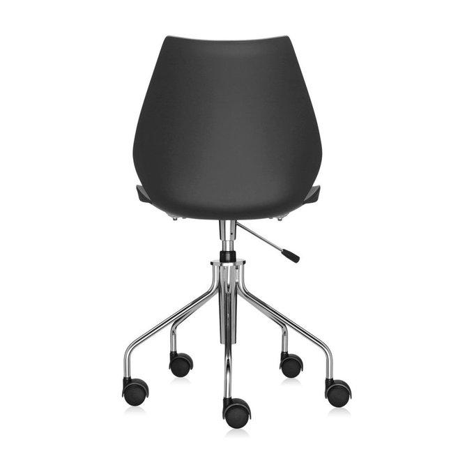 Офисный стул Maui черного цвета