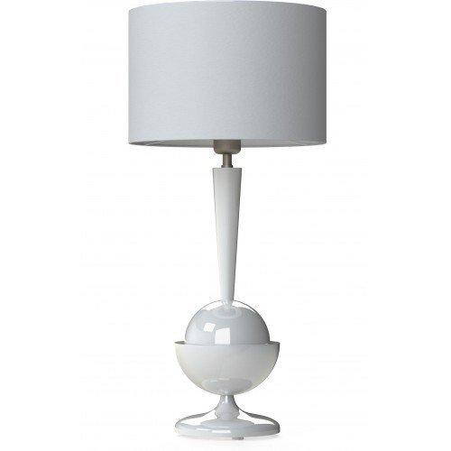 Настольная лампа Cor белая