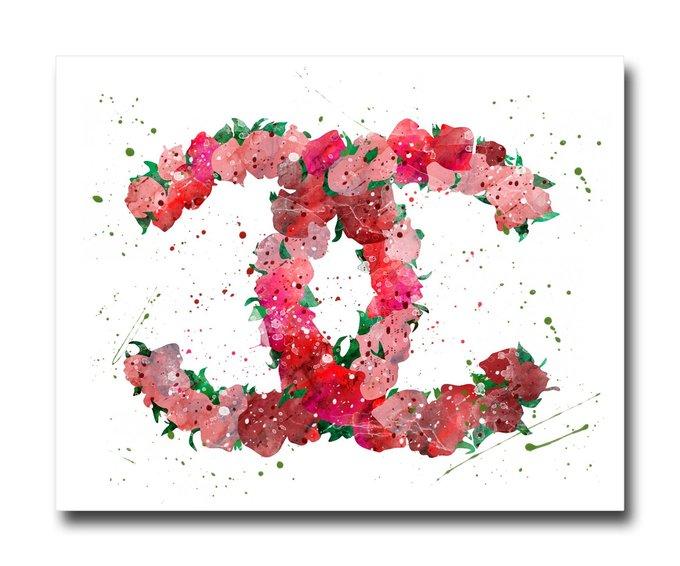 """Постер """"CoCo Flowers"""""""