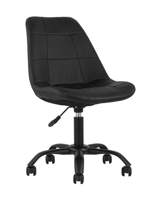 Стул офисный Гирос черного цвета