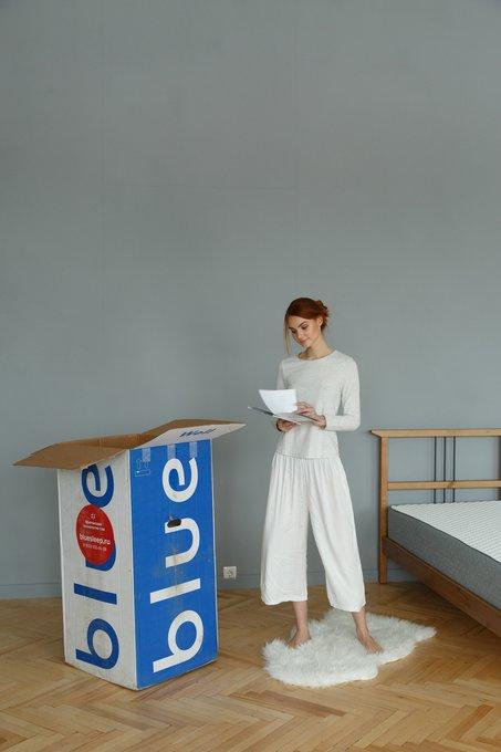 Матрас Blue Sleep 90х200
