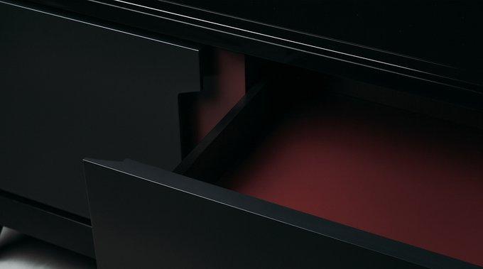 Тумба ТВ ALTO Чёрный графит