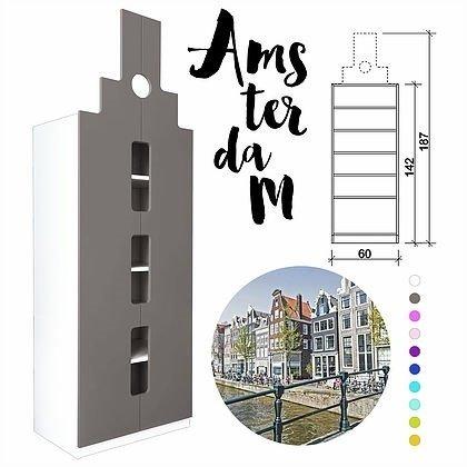 Шкаф Little Street Амстердам