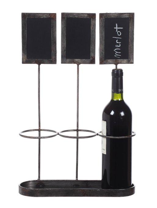 Подставка для вина Chalkboards