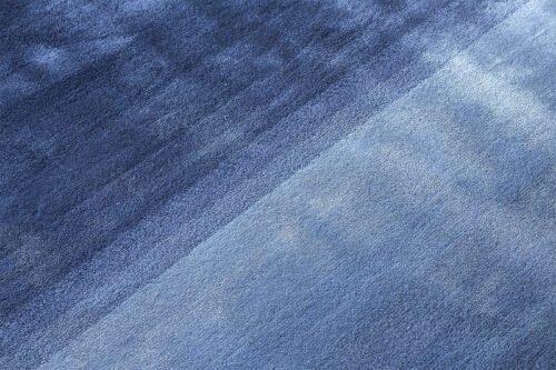 Ковер Ko сине-голубого цвета 200x300