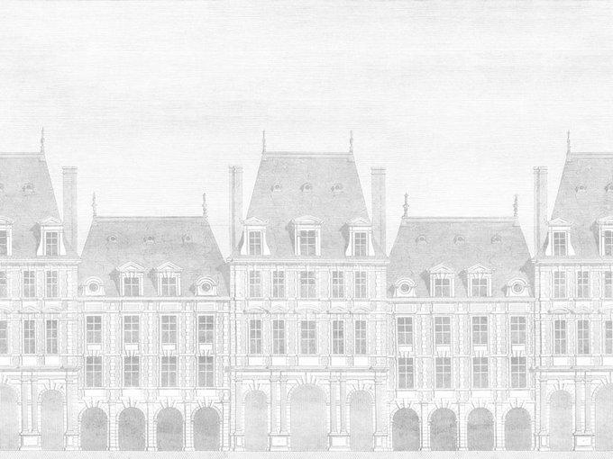 Дизайнерские обои Place Royale