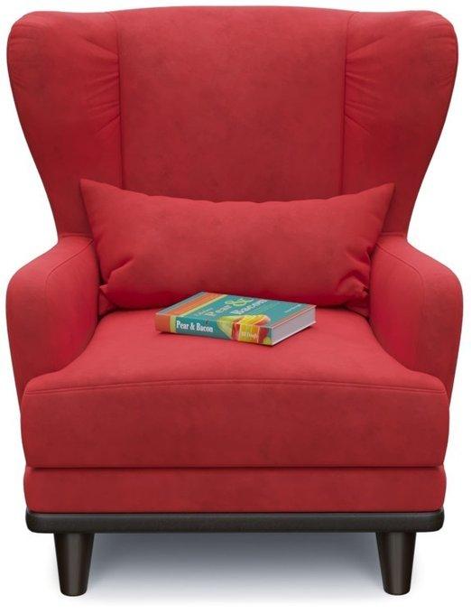 Кресло Роберт Рэд красного цвета