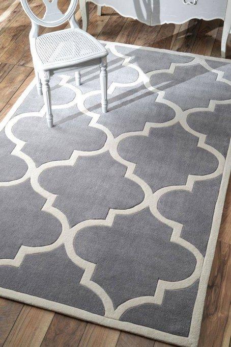 Ковер RUGSBE Marrakech grey 120х180 см