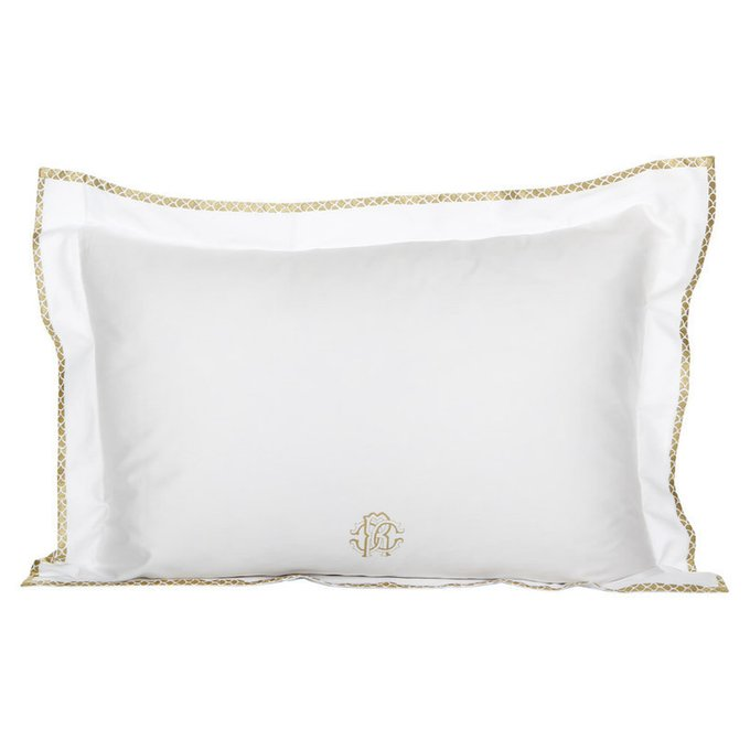 Комплект постельного белья GOLD 012 белый