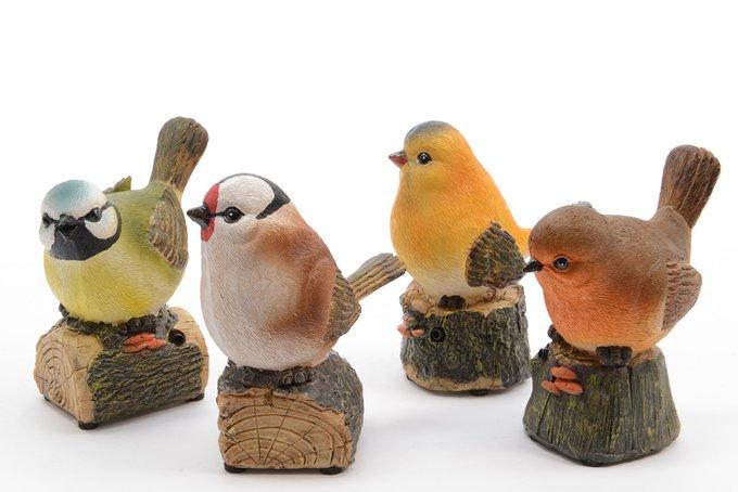 Декоративная фигурка Птичка