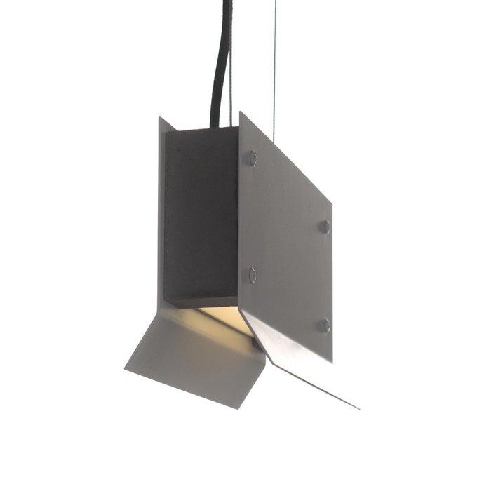 Подвесной светильник Beam mini серого цвета