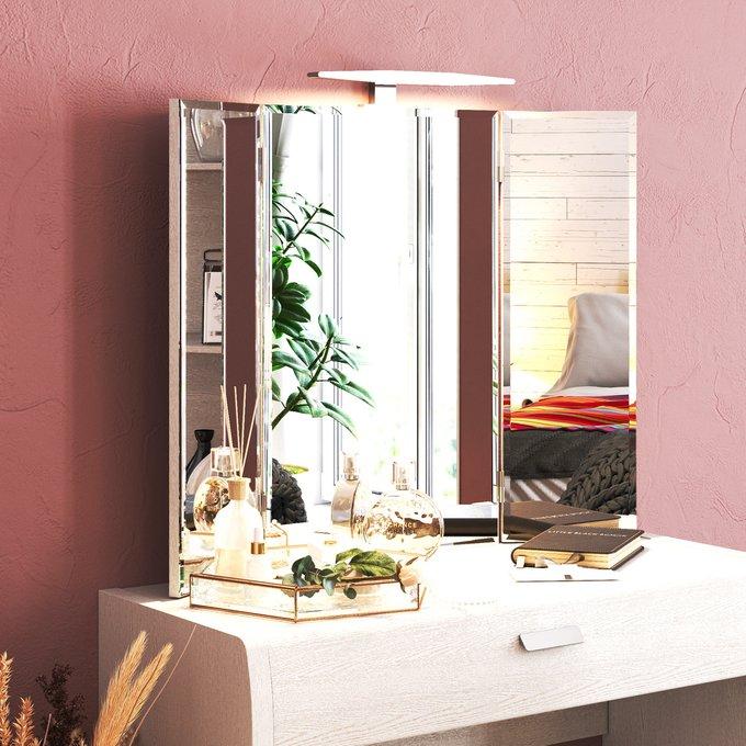 Зеркало-трельяж Илона с подсветкой