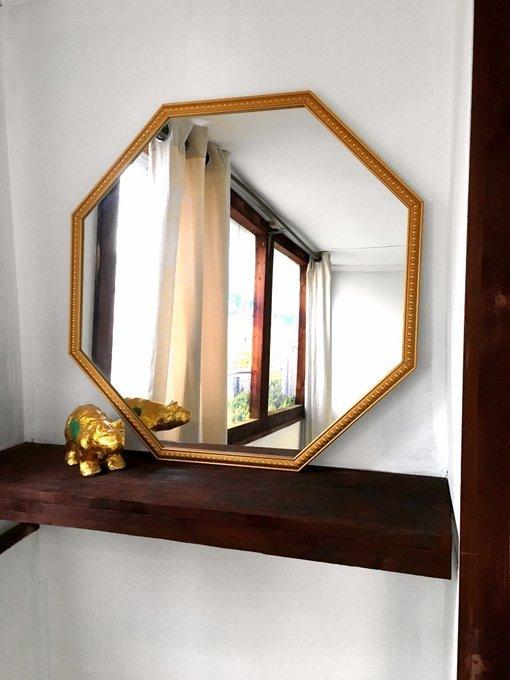 "Зеркало ""Spirituel gold"""