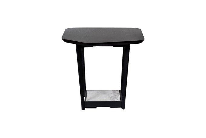 Стол кофейный с керамической вставкой