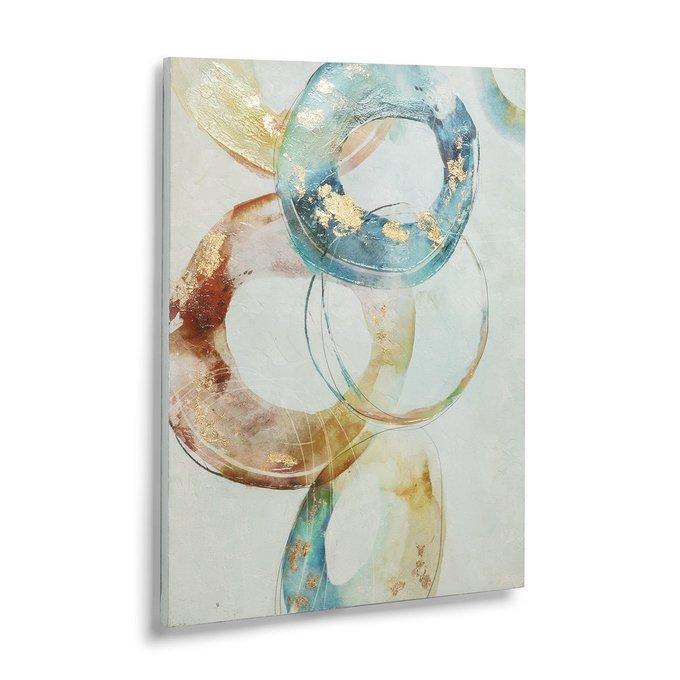 Картина Daydream на холсте 70X50