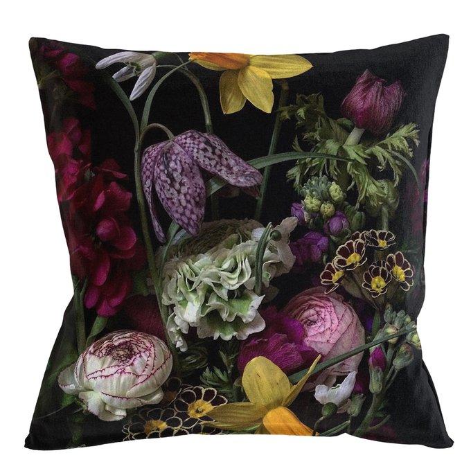 Декоративная подушка Cyclamen с чехлом