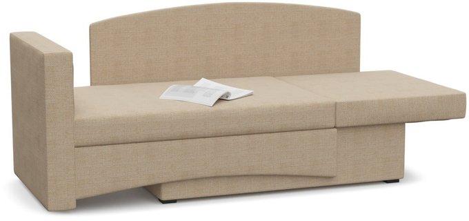 Диван-кровать Принц Корфу бежевого цвета