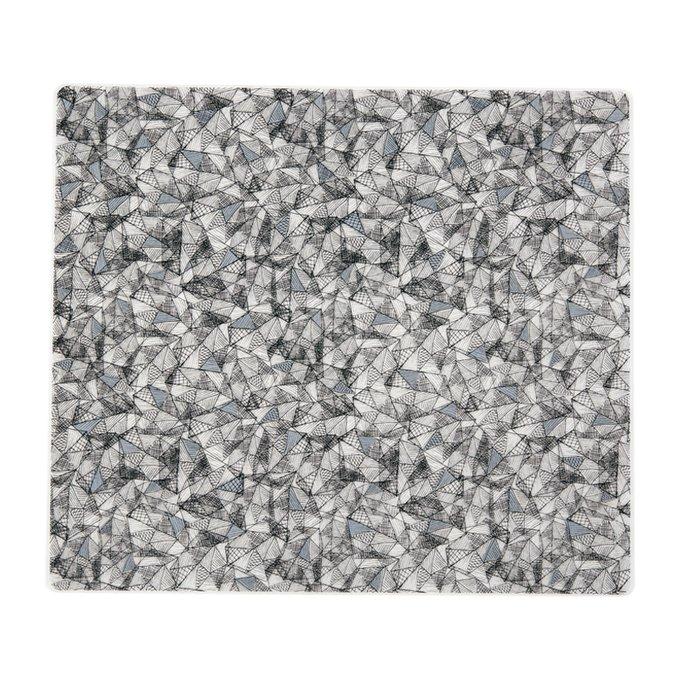 Силиконовая салфетка Hatch серого цвета