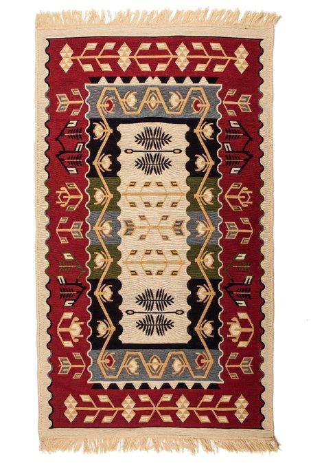 Двусторонний ковер килим 160х230