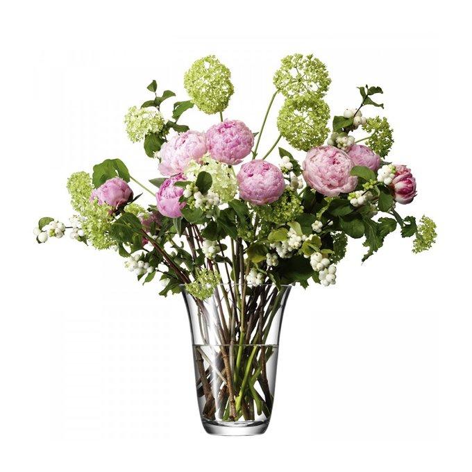 Ваза для открытого букета flower