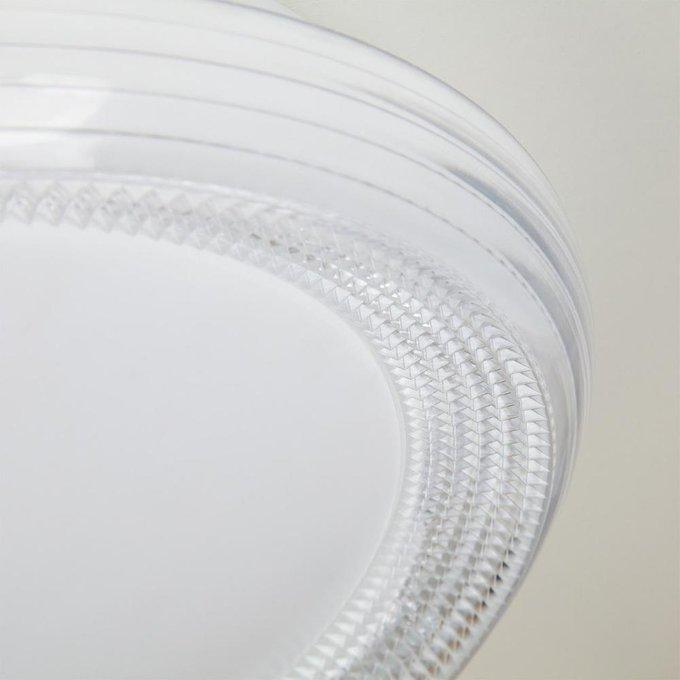 Потолочный светодиодный светильник с пультом ДУ Eurosvet Weave