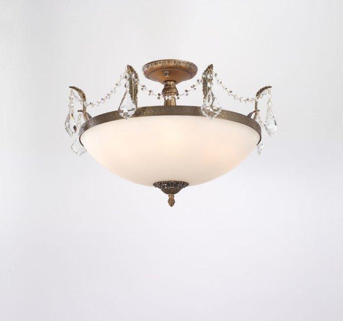 Потолочный светильник Lucia Tucci Barletta Antique