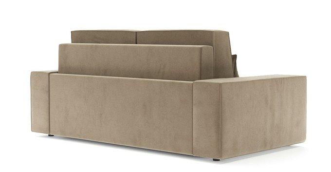 Диван-кровать Модесто бежевого цвета