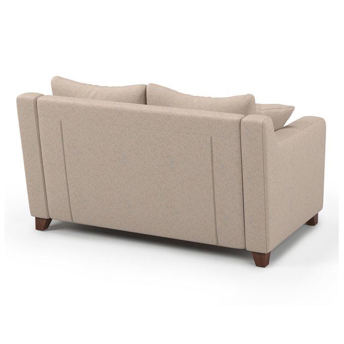 Диван-кровать Mendini MTR (144 см) бежевого цвета