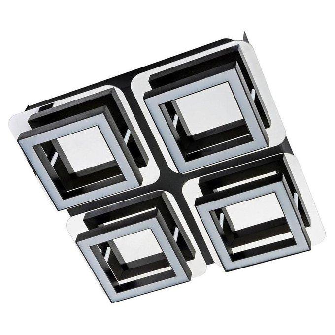 Потолочная светодиодная люстра Likya из металла