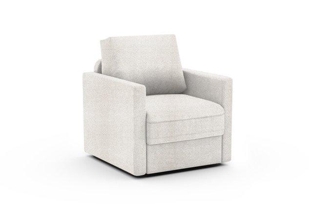 Кресло Винс светло-серого цвета