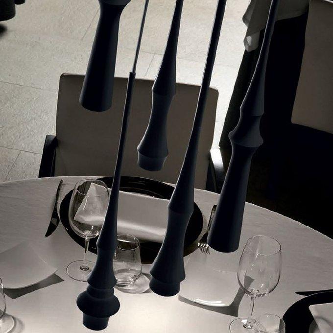 Подвесной светильник Bover SLEND с плафоном из металла