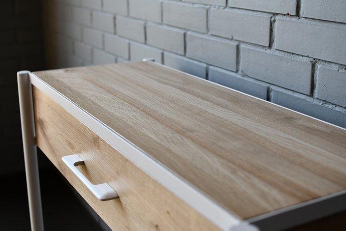 Консольный стол New York с ящиком  из березовой фанеры