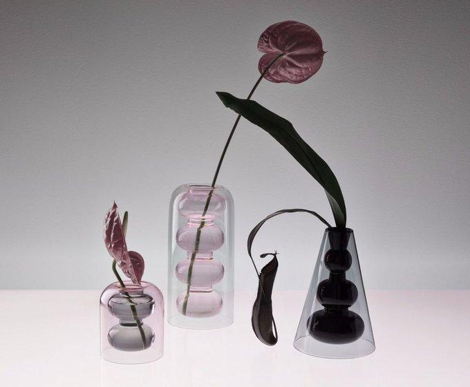 Ваза Tom Dixon Bump Vase Cone