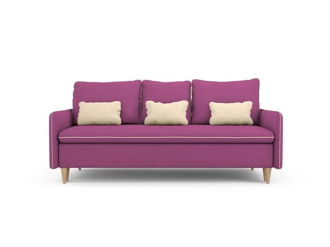 Диван-кровать Ron пурпурного цвета