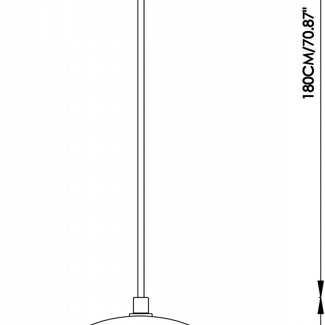 """Подвесной светильник """"Flower Pot 2"""""""