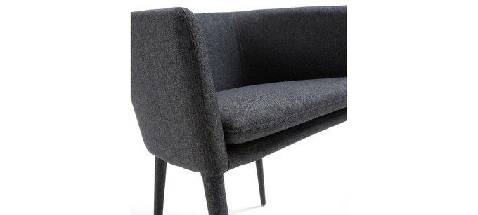 Кресло Julia Grup HARMON Темно-серого цвета