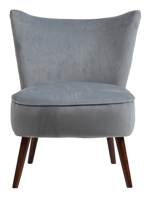 Кресло Vermont Chair серого цвета