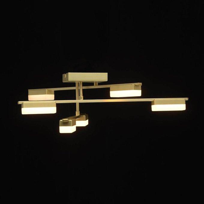 Потолочная светодиодная люстра De Markt Этингер