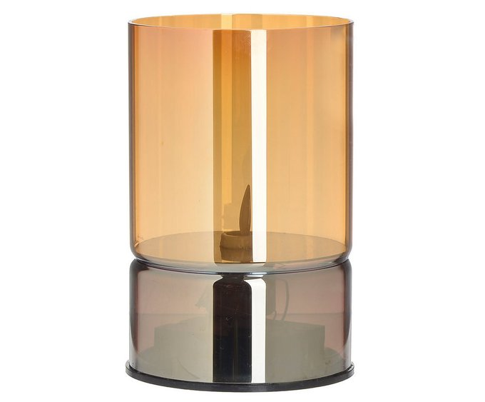 Свеча с  мерцающей подсветкой на батарейках