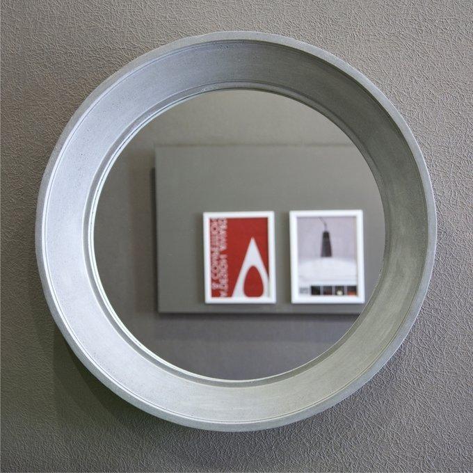 Настенное зеркало Urban Classic в раме из бетона