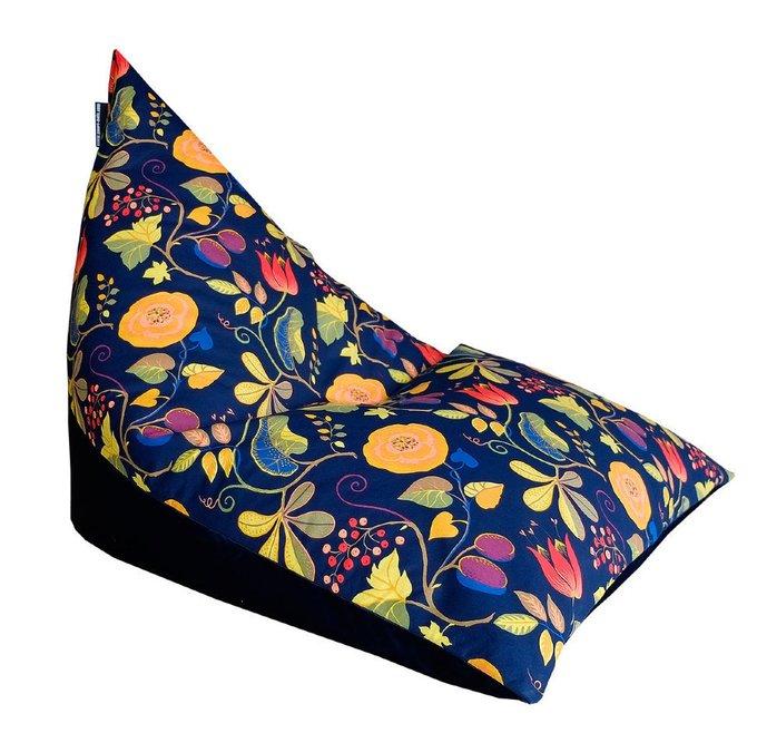 Кресло-мешок Пирамида L Капри ночью