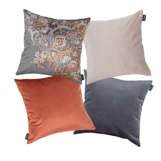 Комплект из четырех чехлов Ungaro Jasmine с внутренними подушками