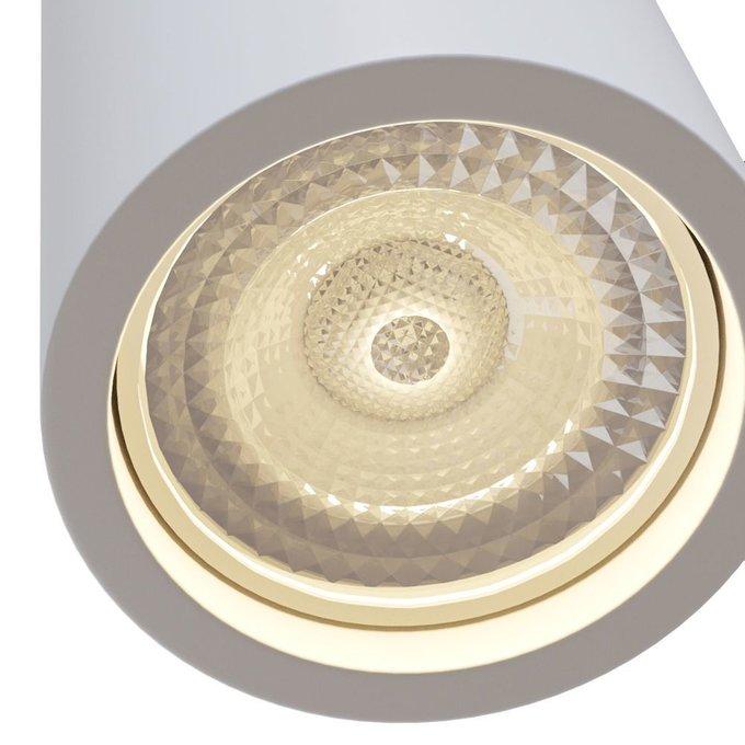 Потолочный светильник Conik gyps белый