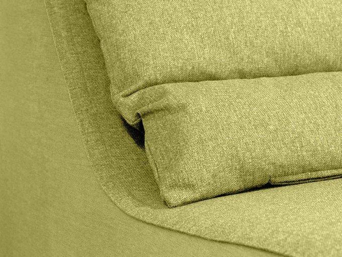Кресло Neya салатового цвета