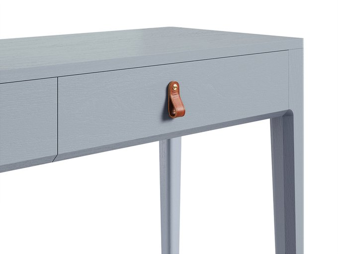 Консольный стол Case серого цвета