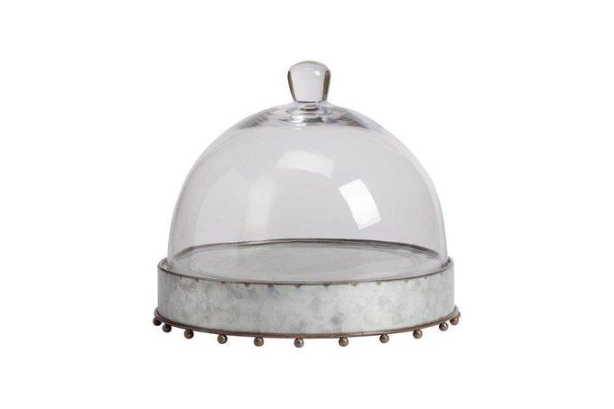 """Сервировочный поднос с куполом """"Baguette Grande"""""""