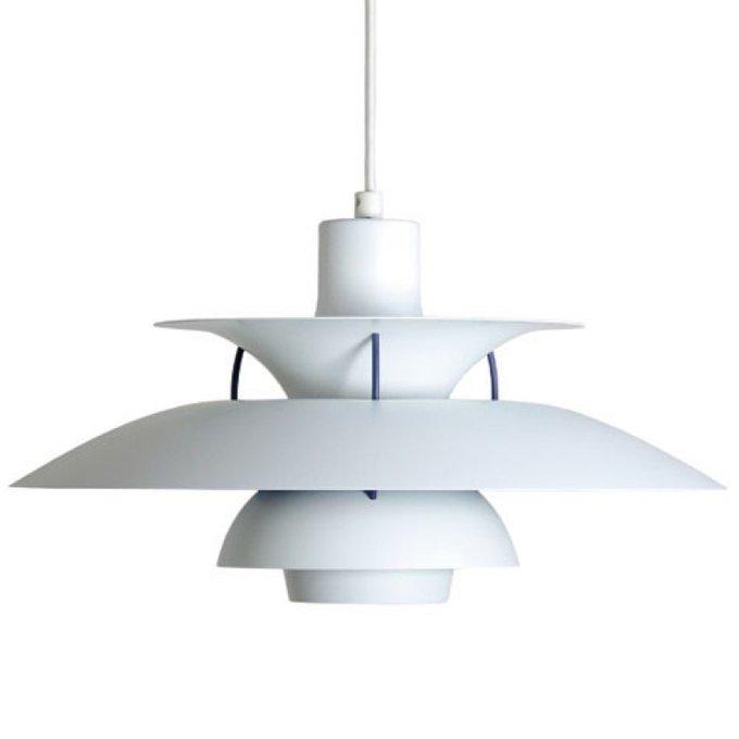 Светильник подвесной PH белый