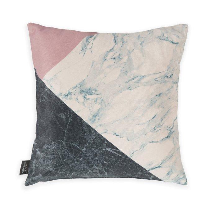 Декоративная подушка Marble 45x45
